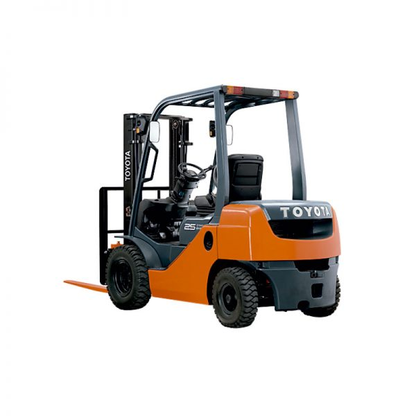 TOYOTA 8FD Serie 8 - Gama ligeros Diesel